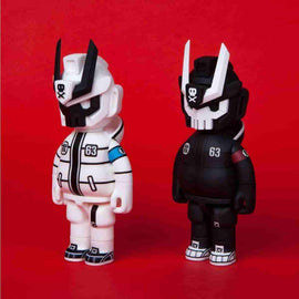 "Bundle Ghost Mode + OG Black ANATEQ 6"" Medium Figure Set by Quiccs x Anatoy"
