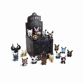 "Arcane Divination 3"" Dunny Series - Kidrobot - Display Case - 24 Pieces - IamRetro.com"