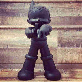 Astro Boy Los Angeles Edition Black Variant by ToyQube - iamRetro.com