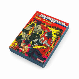 Transformers Vs. G.I. Joe Enamel Pin Series Blind Box