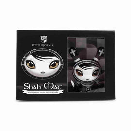Kidrobot x Shah Mat - Dunny Chess Series - Black Blind Box - iamRetro.com