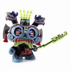 Blue TLALOC God of Rain 8