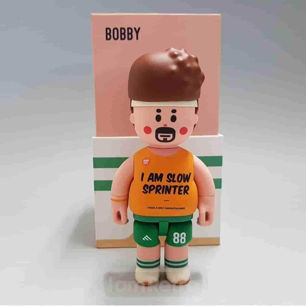 Bobby the Slow Sprinter Figure by Anatoy - IamRetro.com