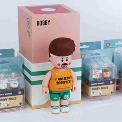 Bobby the Slow Sprinter Figure by Anatoy - IamRetro