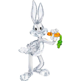 Bugs Bunny Looney Tunes Crystal Sculpture by Swarovski