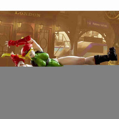 Cammy Street Fighter V Action Figure by Bandai - Tamashii Nations S.H. Figuarts - IamRetro.com