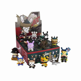 "Kidrobot - Art Of War 3"" Dunny Series Display Case - 20 Pieces - IamRetro.com"
