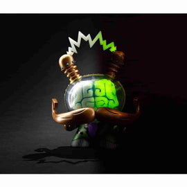 "**Backstock Found** Emerald City GID Cognition Enhancement 8"" Dunny by Doktor A x Kidrobot - IamRetro Exclusive SOLD OUT - IamRetro.com"
