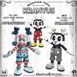 Kranyus FULL SET Combo Bundle 1 of Each 3 Variants by Theodoru x Martian Toys - iamRetro.com