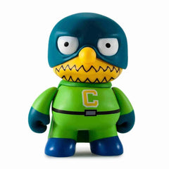 The Collector Simpsons 25th Anniversary Vinyl Mini Series by Kidrobot - IamRetro.com