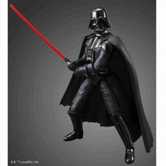 Star Wars Darth Vader (Empire Strikes Back) 1/12 Scale Model Kit Bandai - IamRetro.com