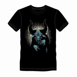 Devil T-Shirt by Godmachine x IamRetro - IamRetro.com