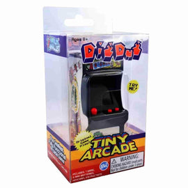 Dig Dug Mini Playable Tiny Arcade Machine by Super Impulse