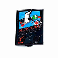 Duck Hunt Nintendo NES Box Cover Art 1.25