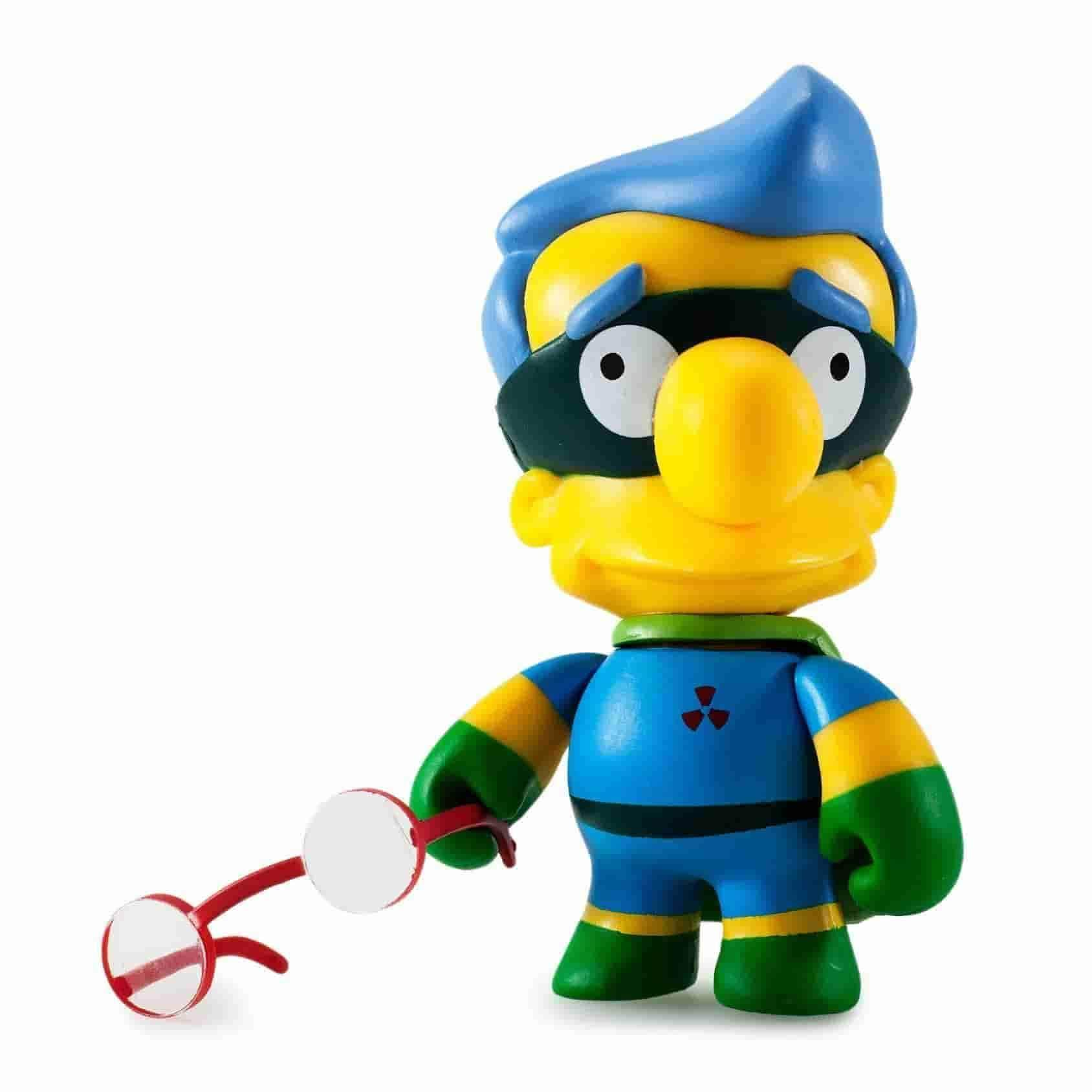 Fallout Boy Simpsons 25th Anniversary Vinyl Mini Series by Kidrobot - IamRetro.com