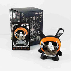 The Fool Arcane Divination Dunny Series by Kidrobot - IamRetro.com