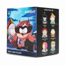 Kidrobot x Southpark - The Fractured but Whole Mini Figures- Blind Box - IamRetro.com