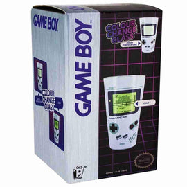 GameBoy Color Changing Pint Glass - Official Licensed Nintendo