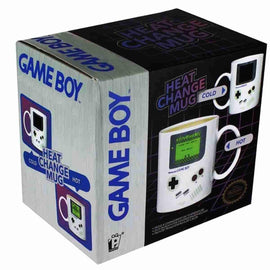 Game Boy Heat Changing Mug - Official Licensed Nintendo