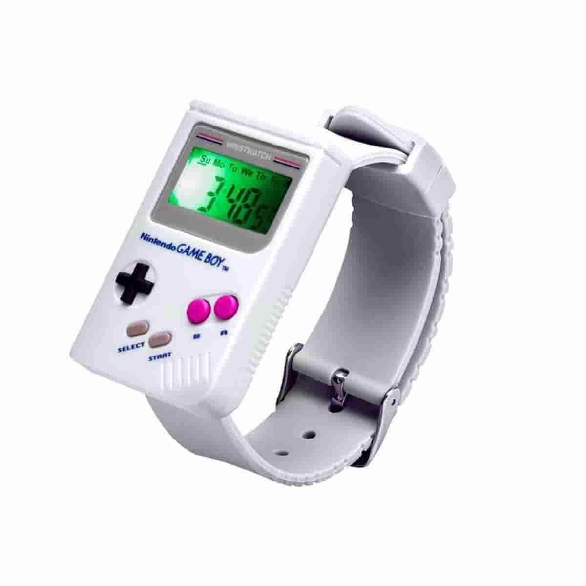 Gameboy Watch Officially Licensed Nintendo Merchandise - IamRetro.com