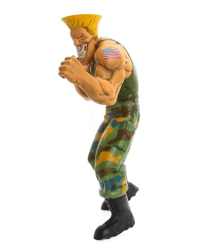 Guile Grin 15