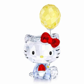 Hello Kitty Balloon Crystal Sculpture by Swarovski
