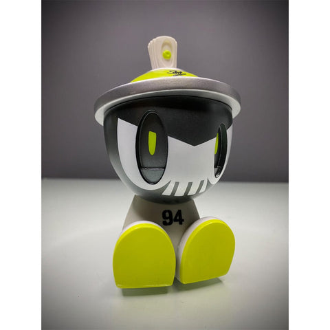 The 94' Lil Qwiky 5oz Can-Bot by Quiccs x Clutter - IamRetro Exclusive