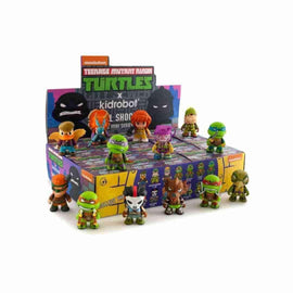 TMNT - Shell Shock Vinyl Mini Series 2 - Display Case Contains 20 Blind Boxes by Kidrobot - IamRetro.com