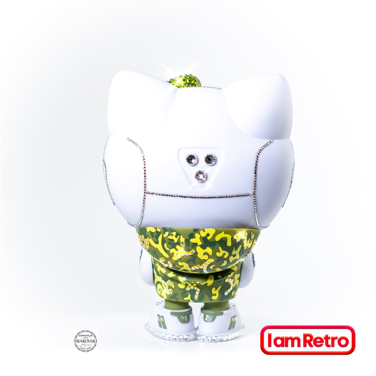 Crystal Green Camo Hello Kitty 8