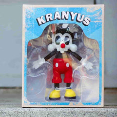 Kranyus OG Colorway Red/Black Theodoru x Martian Toys - IamRetro.com