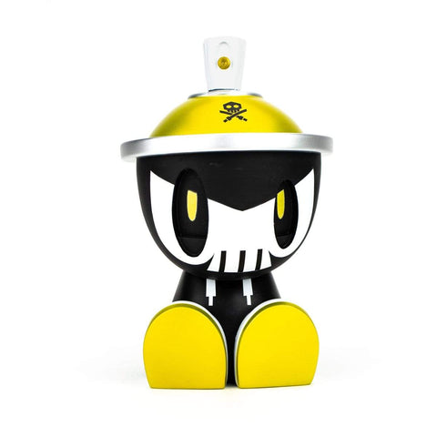 Lil Qwiky Black and Gold Edition by Quiccs x Clutter IamRetro Exclusive
