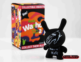 "Mark of the Beast 3"" Mini Figure - Andy Warhol Dunny Series 2 by Kidrobot"