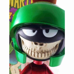 Marvin the Martian Grin - Holiday Metallic Exclusive Version - Ron English - iamRetro.com