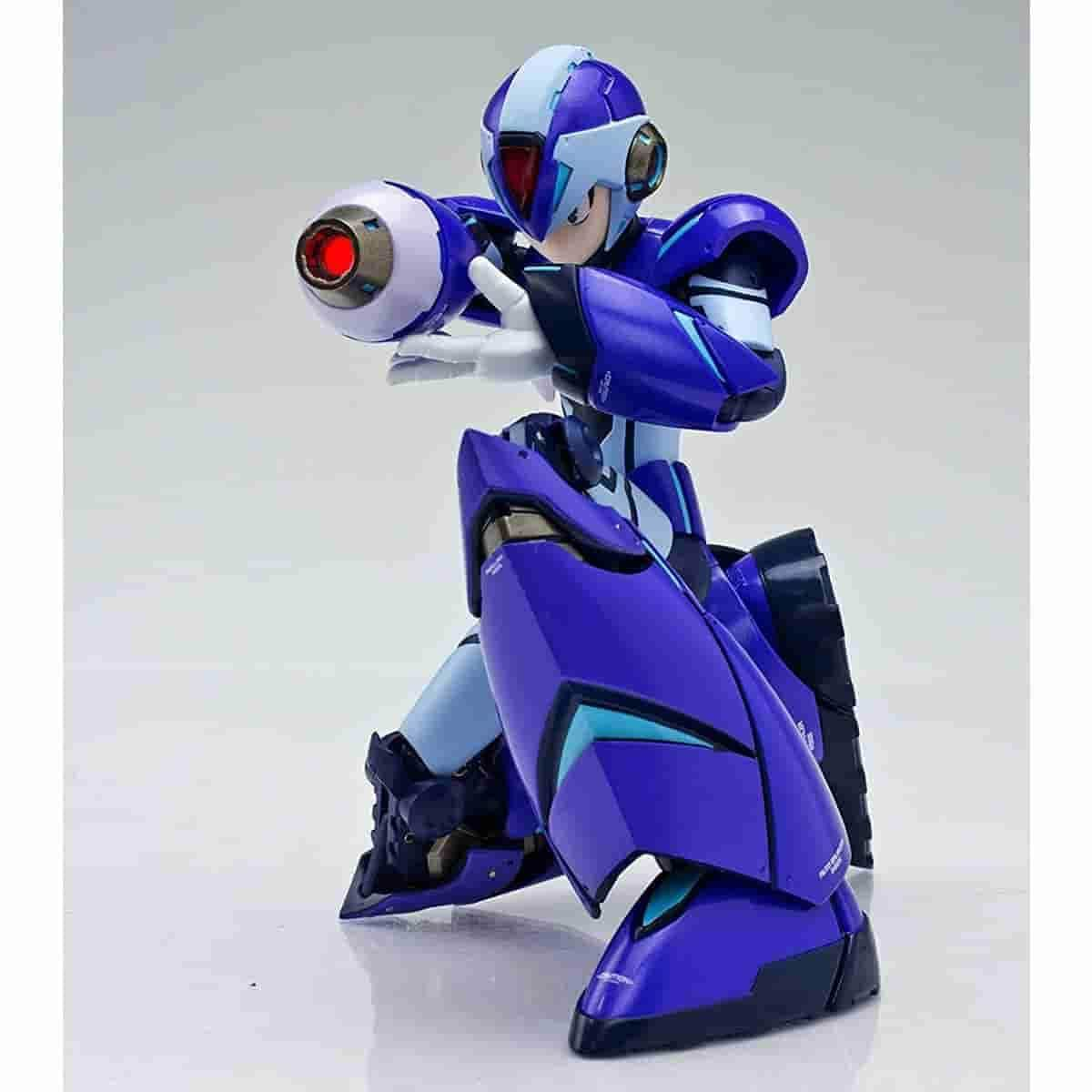 Megaman X Action Figure by Bandai - TruForce Collectables Designer Series X - IamRetro.com