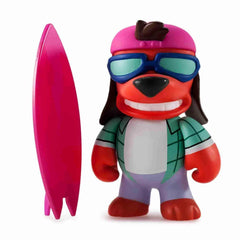 Poochie Simpsons 25th Anniversary Vinyl Mini Series by Kidrobot - IamRetro.com