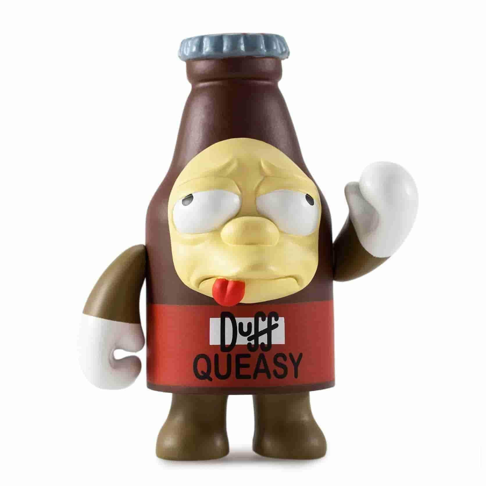 Queasy Duff Simpsons 25th Anniversary Mini Series by Kidrobot - IamRetro.com