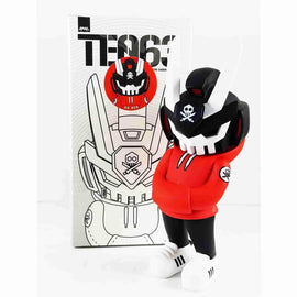 Quiccs x Martian Toys – 6″ TEQ63 (RED)
