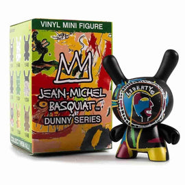 Jean-Michael Basquiat Dunny Series by Kidrobot - Single Blind Box (1) - iamRetro.com