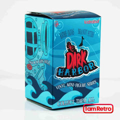 Dark Harbor Single Blind Box Mini Series Brandt Peters by Kidrobot - iamRetro.com