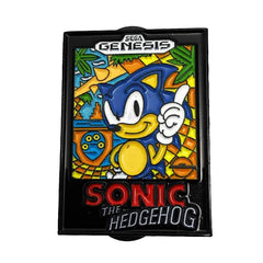 Sonic the Hedgehog Enamel Pin by Phantom Pins