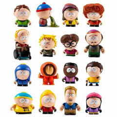 South Park Series 2 Full Display Case Contains 24 Blind Boxes by Kidrobot Brand New