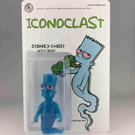 Stoney Ghost w/ Joint by Iconoclast Toys - IamRetro.com