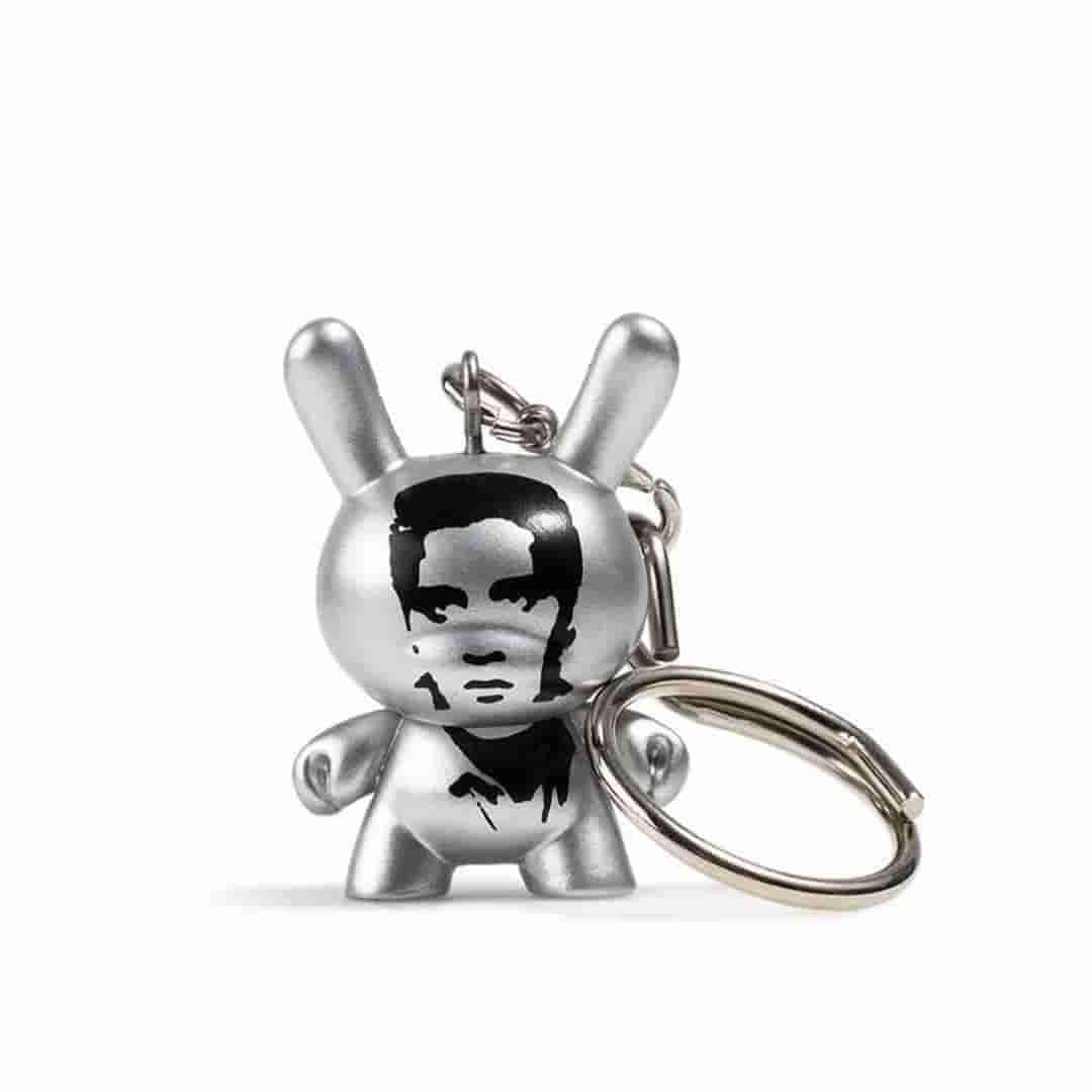 Andy Warhol Dunny Keychain Series Single Blind Box by Kidrobot - IamRetro
