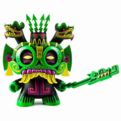 Jungle Green TLALOC God of Rain 8