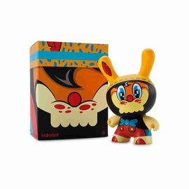 "Kidrobot x Wuz One - No Strings - 8"" Dunny"