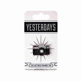 Yesterdays - 35mm - Pin - IamRetro.com