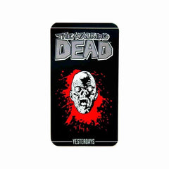 Yesterdays - The Walking Dead - Zombie Head - Pin - IamRetro.com