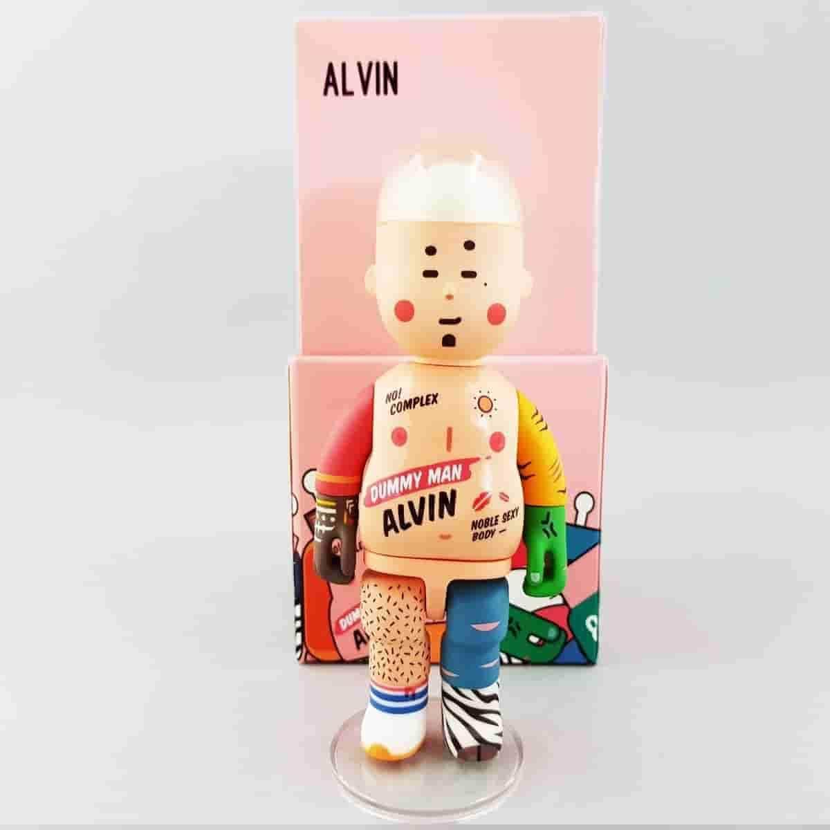 Preorder: Alvin the Researcher Figure by Anatoy - IamRetro.com