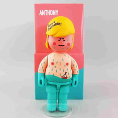 Preorder: Stage Fright Anthony Figure by Anatoy - IamRetro.com