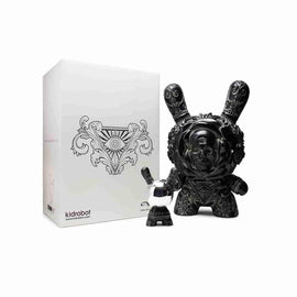 "Arcane Divination Clairvoyant 20"" Antique Black Dunny by JRYU - iamRetro.com"